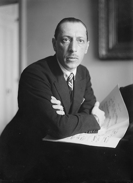 Igor Stravinsky (